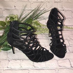 Steve Madden women's black high heels sz 7.5